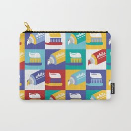 Toothpaste Carry-All Pouch