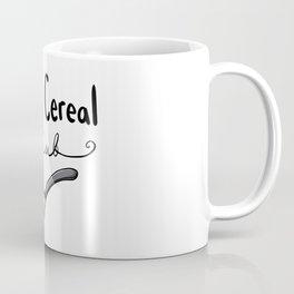 Soggy Cereal Club Coffee Mug