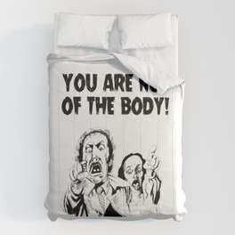 Not Of The Body Comforters