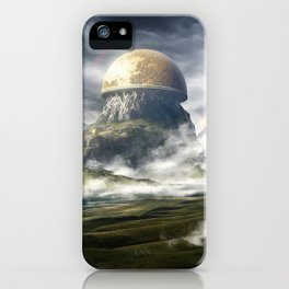 Observatorium iPhone Case