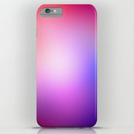 Cosmic Gradient iPhone Case