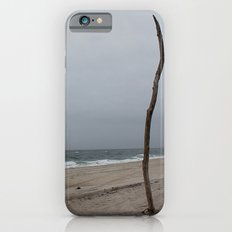Cloudy Beach Day iPhone 6s Slim Case