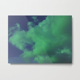 Sky- Touching The Sky With You Metal Print