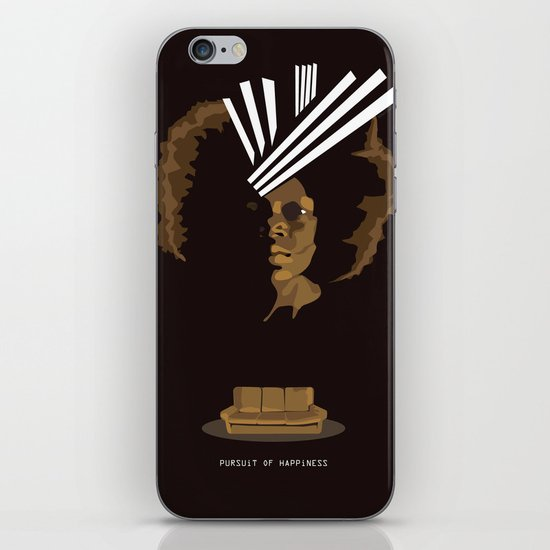 Pursuit of Happiness iPhone & iPod Skin