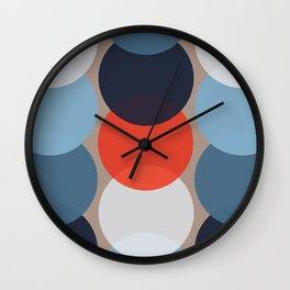 MCM Cirkel Wall Clock