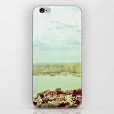 D'en Haut iPhone & iPod Skin
