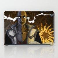 """dragon age iPad Cases featuring Dragon Age - Truth by Barbara """"Yuhime"""" Wyrowińska"""