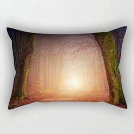 forest light #society6 #decor #buyart Rectangular Pillow