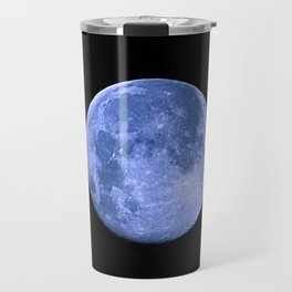 Blue Supermoon Travel Mug