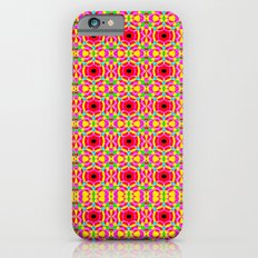 Jelly Arcade Pattern Slim Case iPhone 6s