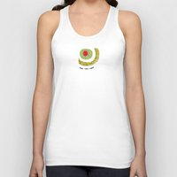carnival Tank Tops featuring Carnival by Angella Meanix