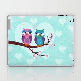Love owls Laptop & iPad Skin