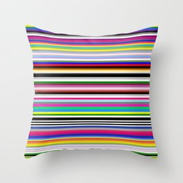 LGBT Pride Flags  Throw Pillow