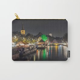 Colors of Strasbourg Carry-All Pouch