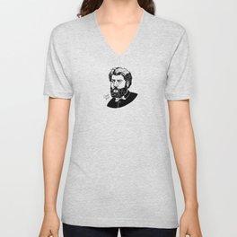 Georges Bizet Unisex V-Neck