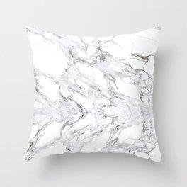 Marble  (1) Throw Pillow