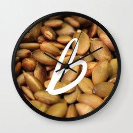 Recettes du Bonheur - foodies Wall Clock