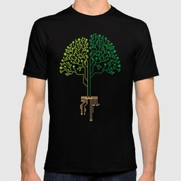 Technology Tree T-shirt