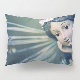 Daydreamer - Fairy Blue Pillow Sham