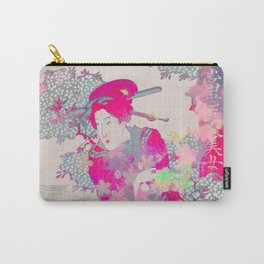 Pink geisha Carry-All Pouch