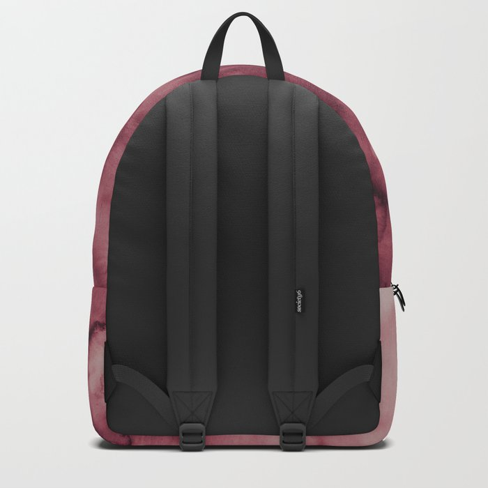 dusty red Backpack
