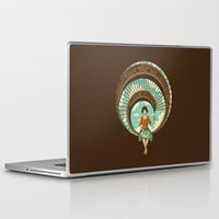 welcome Laptop & iPad Skins featuring Welcome to My World by Enkel Dika