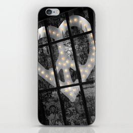 Peace & Love NYC iPhone Skin