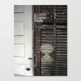 Ghost no. 3 Canvas Print