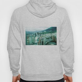 Different colors, the same city! Hoody