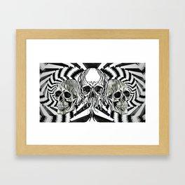 Tty3 vg hj Framed Art Print