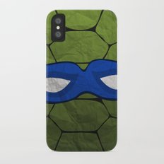 the blue turtle Slim Case iPhone X