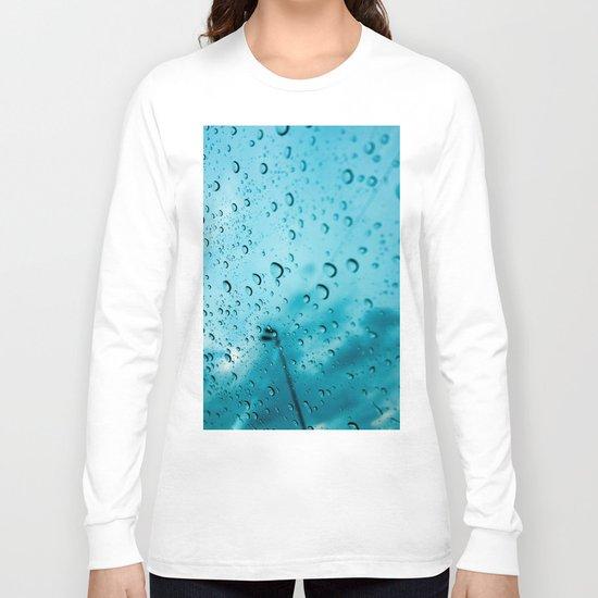 Raindrops Long Sleeve T-shirt