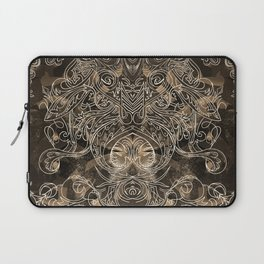 Tracery Mantis Laptop Sleeve