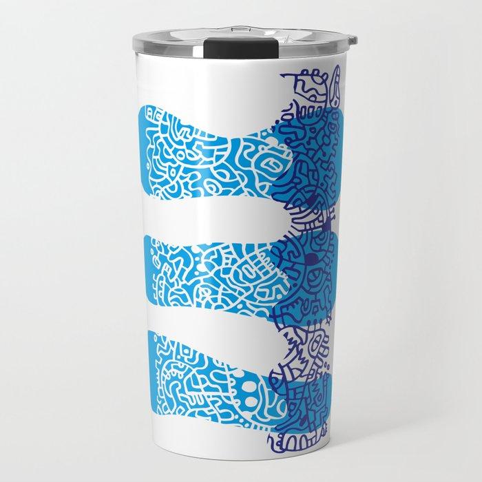 Water Cell Travel Mug