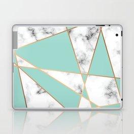 Marble Geometry 055 Laptop & iPad Skin