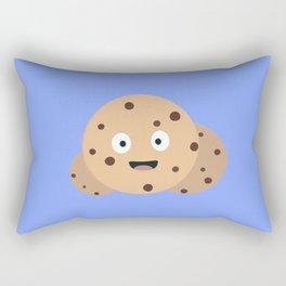 chocolate chips cookies Rectangular Pillow