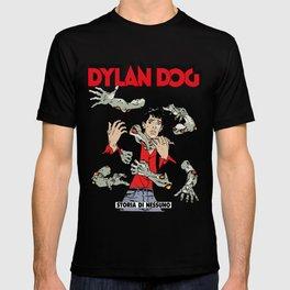 Dylan Dog Storia di Nessuno T-shirt