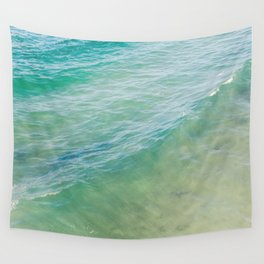 Peaceful Waves Wall Tapestry