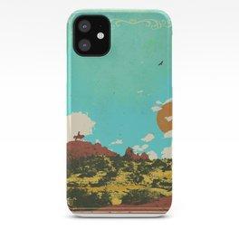 DESERT DUSK iPhone Case