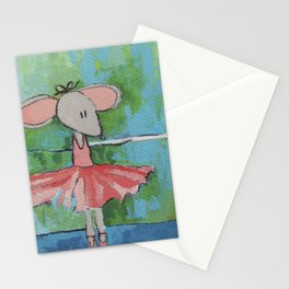 Dance Class Stationery Cards