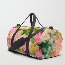bridal bouquet Duffle Bag