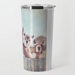 ALPACA ALPACA ALPACA - NEVER STOP EXPLORING Travel Mug