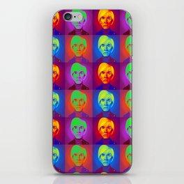 Celebrity Sunday - Andy Warhola on Andy Warhola iPhone Skin