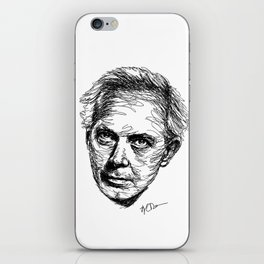 Béla Bartok iPhone Skin