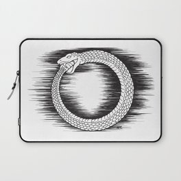 Ouroboros Revolutionary Symbol Laptop Sleeve