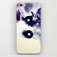 freud iPhone & iPod Skins featuring freud' ego by ferzan aktas