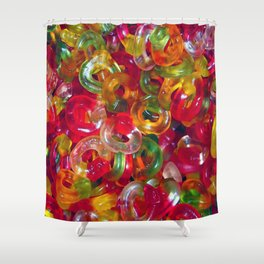 Put A Ring On It Shower Curtain