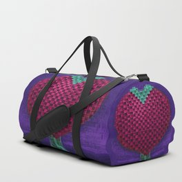 Tree Heart for Lovers Duffle Bag