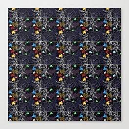 My Pattern Canvas Print
