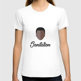Sanitation T-shirt